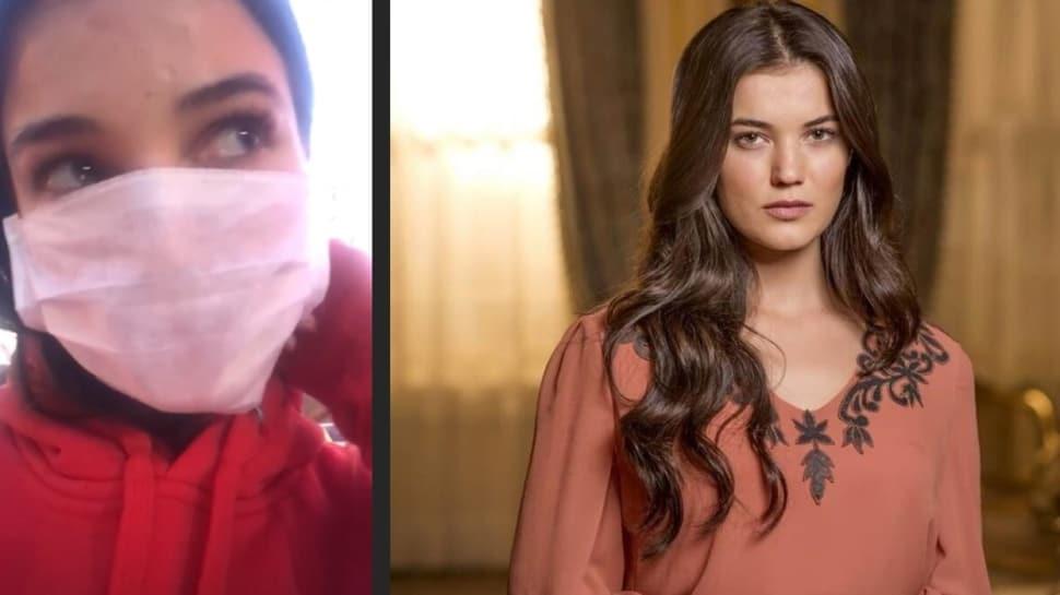 Pınar Deniz'in ailesine koronavirüs karantinası: Test sonucunu bekliyoruz!