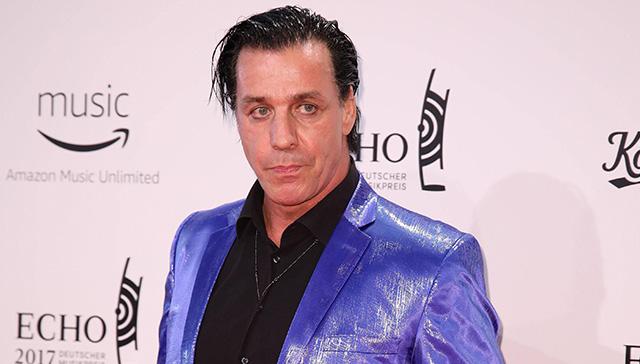 Rammstein grubunun solisti Till Lindemann koronavirüse yakalandı