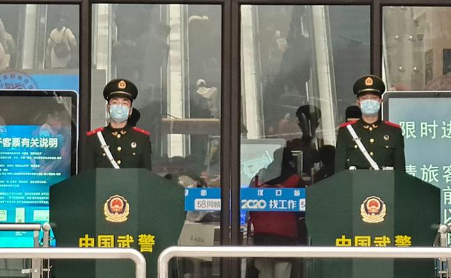 Çin Jia'da 640 bin kişinin yaşadığı kasaba karantinaya alındı ...