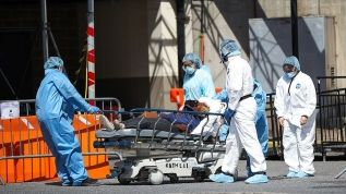 Dünya'da 125 Türk koronavirüsten hayatını kaybetti