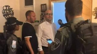 İşgâlci İsrail, bakanı esir aldı
