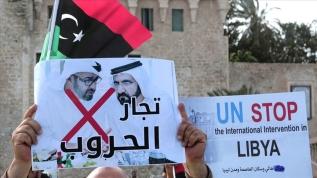 Libya'nın bağımsızlığını baltalıyorlar