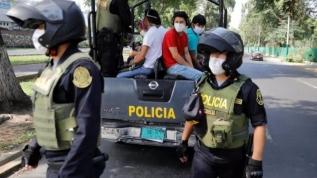 Peru'da cinsiyete göre sokağa çıkma uygulaması başladı