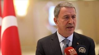 Savunma Bakanı Akar'dan koronavirüs açıklaması
