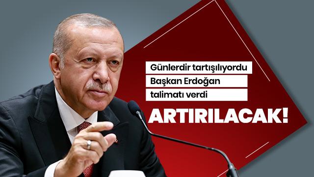 Talimatı Başkan Erdoğan verdi: İstanbul'da sefer sayılar artırılacak