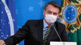 Brezilya devlet Başkanı salgını küçümsemeye devam ediyor