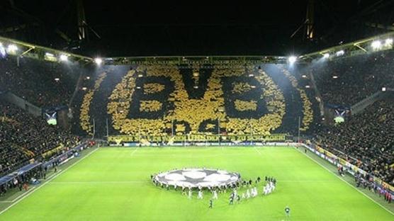 Dortmund'un stadyumu koronavirüsle mücadelede tedavi merkezi olacak