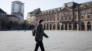 Fransa'da koronavirüsten ölenlerin sayısı 7 bin 560'a yükseldi
