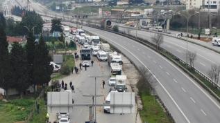İstanbul'da bölgesini gösteren geçti