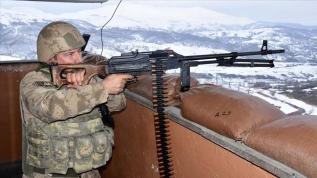 Mart ayında düzenlenen 8 bin 41 operasyonda 89 terörist etkisiz hale getirildi
