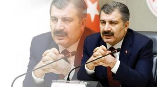 Türkiye'de toplam vaka 23 bin 934'e, can kaybı 501'e ulaştı
