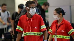 Brezilya'da koronavirüs görülen kişi sayısı 10 bini aştı