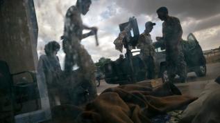 Darbeci Hafter ateşkesi 180 kez ihlal etti