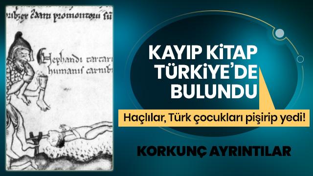 Haçlılar, Türk çocukları pişirip yedi!
