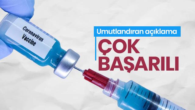 Koronavirüs tedavisi biten Prof. Dr. Sarı umutlandıran açıklama: Tedaviler çok başarılı