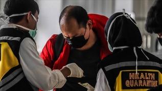20 bin yabancı karantinaya alındı