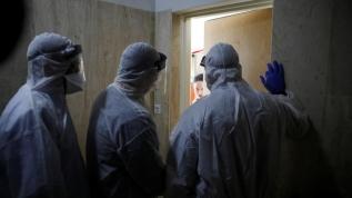 Güney Amerika'da koronavirüs vakaları artıyor