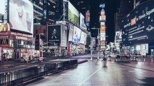 New York eyaletinde uygulanan yasaklara halkın nerdeyse tamamı uyuyor