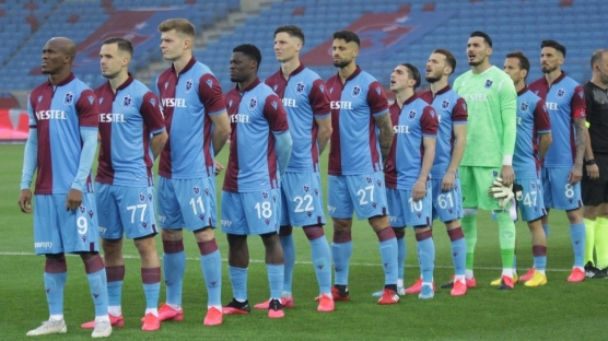 Trabzonspor'da futbolculara izin