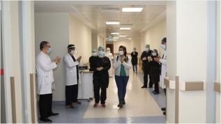 Türkiye'de Kovid-19'dan iyileşen hasta sayısı 1326'ya ulaştı