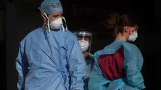 """ABD'de """"sosyal mesafe"""" Kovid-19 kaynaklı ölümleri azaltabilir"""