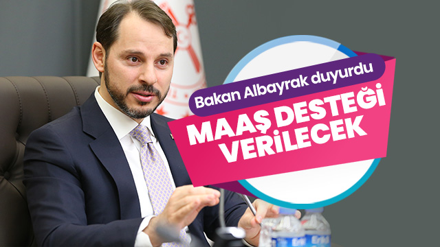Bakan Albayrak: 1000 lira nakdi yardımı toplam 4,4 milyon aileye vereceğiz