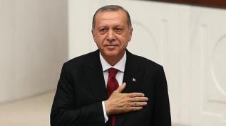 Başkan Erdoğan'dan Dünya Sağlık Günü paylaşımı