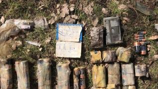 Bitlis'te el yapımı patlayıcı imha edildi