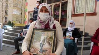 Diyarbakır'da evlat nöbeti sürüyor