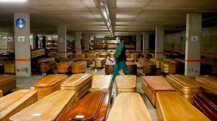 İspanya'da koronavirüs nedeniyle ölenlerin sayısı 13 bini geçti