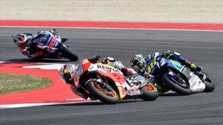 MotoGP yarışları ertelendi