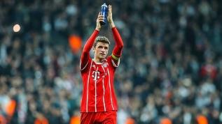 Müller'in sözleşmesi 2023'e kadar uzatıldı