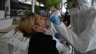 Sokakta korona virüsü testi şaşırttı!