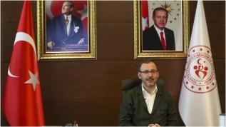 Bakan Kasapoğlu: Dayanışmayla üstesinden geleceğiz
