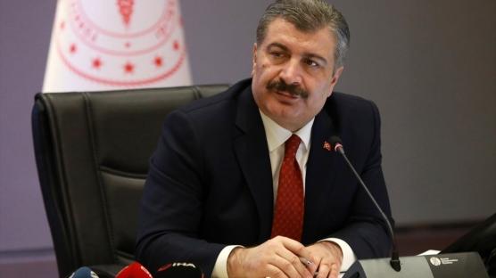 Sağlık Bakanı Koca: Başarımız izolasyona bağlı