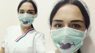 Virüsü yenen hemşire yaşadıklarını anlattı