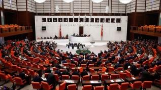 Yasa değişikliği Meclis Başkanlığı'na sunuldu