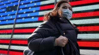 ABD'de yapılan ankete göre Amerikalıların yarısından çoğu Kovid-19'dan ölmekten korkuyor