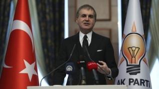 AK Parti Sözcüsü Çelik: Türkiye insani dayanışma adına her yerde bayrak gösteriyor