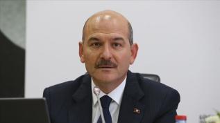 Bakan Soylu: Yılbaşından itibaren 22 bin operasyon gerçekleştirdik
