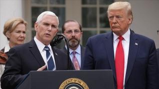 Beyaz Saray'da yeni tip koronavirüsle (Kovid-19) mücadelede görevli uzman ve yetkililerin CNN'e çıkması engellendi