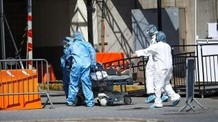 Dünya genelinde koronavirüs salgınında ölenlerin sayısı 90 bini aştı