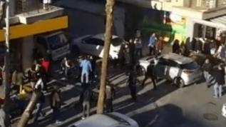 İstanbul'da kavga eden komşulara sosyal mesafe cezası