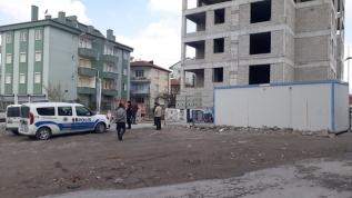 Kayseri'de silahlı kavga