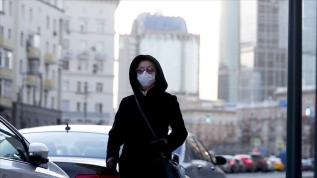 Rusya'da koronavirüs vaka sayısı 10 bini aştı
