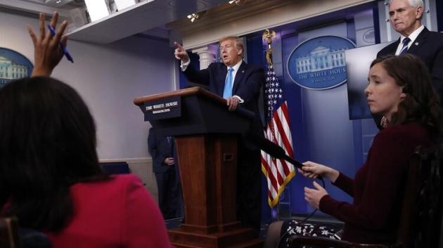 ABD'yi karıştıran rapor iddiası: Trump korona virüsü aylar ...