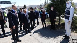 Bakan Süleyman Soylu'dan bekar polisimize: Koronavirüsten sonra bir düğün yapalım mı?