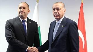 Başkan Erdoğan ile Bulgaristan Cumhurbaşkanı Radev telefonda görüştü