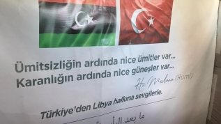 Başkan Erdoğan talimat verdi! Libya'yı savunan askerlerimize ve kardeşlerimize tıbbi malzeme gönderildi