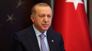 Cumhurbaşkanı Erdoğan, Diyarbakır'da şehit olan vatandaşların ailelerine başsağlığı mesajı